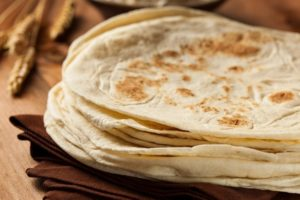 Grilled Tortilla
